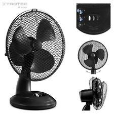 TROTEC Tischventilator TVE 8   Luftkühler   Lüfter   Ventilator   Windmaschine