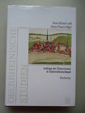 Oberrheinische Studien Anfänge Zisterzienser in Südwestdeutschland 1999 Bd. 16