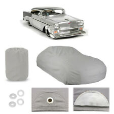 Chevy Bel Air 2 Door 6 layer Car Cover Outdoor Water Proof Rain Snow UV Sun Dust