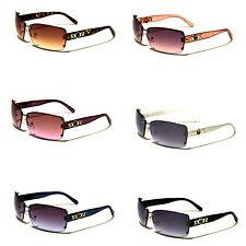 6fbdf53ee8e Gradient Rimless Sunglasses for Women
