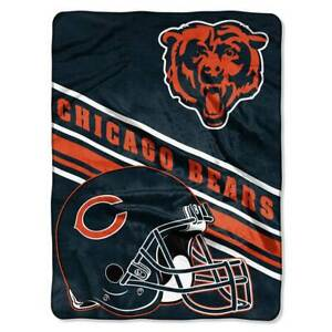 Chicago Bears Royal Plush Blanket 60 x 80