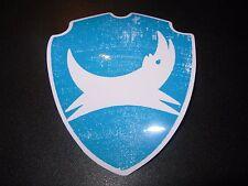 BREWDOG BREW DOG Blue Dog Shield STICKER DECAL craft beer brewery
