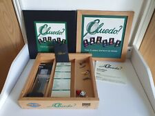 Cluedo? The Classic Detective Board Game: Nostalgia Edition in Wooden Box