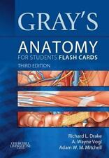Gray's Anatomy: Gray's Anatomy for Students Flash Cards ( PDF E BOOK).
