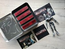 Battlestar Galactica: The Complete Series Tin DVD Box Set + Special Cylon Model