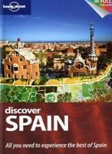 Discover Spain (Au and UK) (Lonely Planet Discover Guides),Anthony Ham