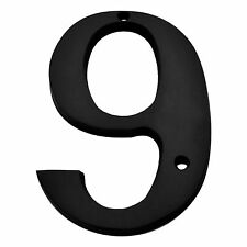 4 Inch Oil Rubbed #9 House Numbers Home Address Plaque Number Sign MP4-9-613