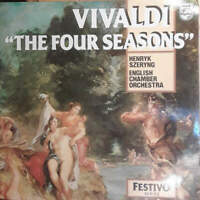 Antonio Vivaldi - English Chamber Orchestra , Henryk Szeryng - The Four Seasons