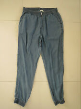 BN  Supre Ladies Blue Cotton Harem Pants  Size : 6