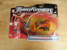 Transformers Action Figure Deluxe RID Robot in Disguise Wedge MOSC new Unopened