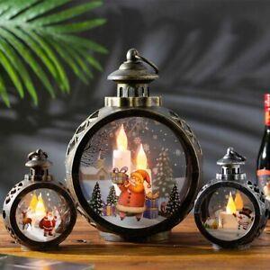 Christmas  Tree Lanterns LED Lights Christmas Decorations Christmas Pendants