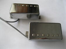 1978 Gibson RD Custom Guitar PICKUP SET Patent Number Humbuckers
