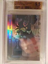 1991-92 Upper Deck Wayne Gretzky Award Winner Hologram AW6 BGS 9.5 RARE