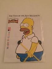 The Toys of the New Millenium Homer and Bart Simpson
