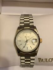 Bulova  Super Seville - Day-Date- Automatic -