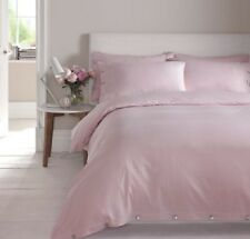 JIGSAW HERRINGBONE SUPERKING DUVET COVER 100% COMBED COTTON RRP £150 CLEARANCE