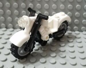 LEGO Ghostbusters City Police White Minifigure Motorcycle Accessory