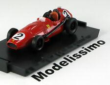 1:43 Brumm Ferrari D246 GP Great Britain, World Champion Hawthorn 1958