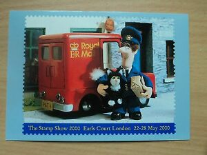 2000 GB PHQ Postman Pat, The Stamp Show Earls Court 2000