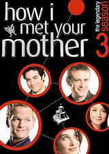 How I Met Your Mother - Season 3 (DVD, 2008, 3-Disc Set, Checkpoint 717