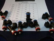 Chevrolet 2008-15 Corvette LS9/ZR1,LS3,LS7 50 lbs/hr Set of 8 P&P Fuel Injectors