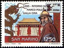 1996 Marco Polo - San Marino - singolo