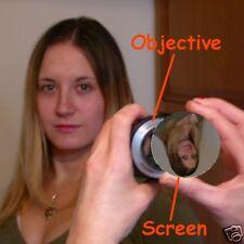Schermo di messa a fuoco HD in vetro ottico g1500 Ø55mm - ID 2328