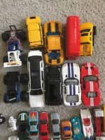 Lot of 70 RANDOM Hot Wheels, Toy Cars And Toy Planes