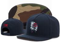 Hip Hop Men's Cayler Sons Hat adjustable Baseball Snapback Bboy Blue cap 549#