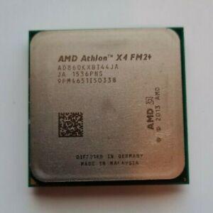 AMD Athlon X4 860K 3.7/4.0GHz Quad Core 95W CPU for AMD Socket FM2+