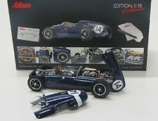 Cooper t51 (winner Italia 1959) Mousse/schuco 1:18