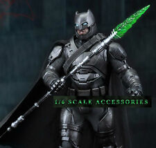 1/6 Green Kryptonite Spear LED Light For Hot Toys Batman Superman TOYS ERA TE012