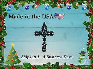 "3"" Amazing Grace Christmas Ornament, Christmas Present, Ornament, Gift, LRO1022"