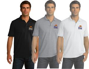 2021 PGA Championship | The Ocean Course Golf  Embroidered  Polo Shirt
