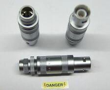 Lemo dimensioni 1s ad alta tensione 7kv Cavo Spina ffa.1s.405x (F) contatto boccole