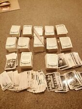 More details for approx 1400+ senior service sporting events & stars cigarette cards - 2.5kg 1935