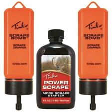 TINKS POWER SCRAPE VALUE PACK W/DRIPPERS 4 OZ.