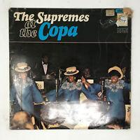 The Supremes At The Copa LP Vinyl Record Original 1966 Rare UK Import