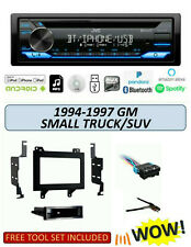 JVC KD-TD71BT Stereo Kit for Select 1994-1997 GM Small Pickup SUV, ALEXA