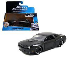 Jada 1:32 Fast & Furious Dom's Dodge Challenger SRT8 Diecast Car Model 97384