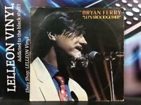 Bryan Ferry Let's Stick Together LP Album Vinyl Record ILPS9367 A4/B4 Pop 70's