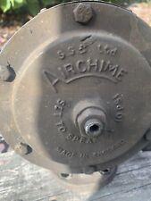 More details for british rail aluminium air chime horn