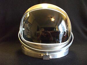 CUSTOM  ADULT ASTRONAUT HELMET SPACE  COSPLAY COSTUME