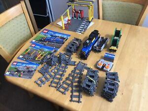 Lego train 60052 used train set running order Free uk postage.