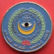 QATAR - FUJAIRAH - AJMAN - UAE , SPORT POLICE UNION HORSEBACK RIDING MEDAL ,RARE
