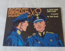 AGENTE SEGRETO X-9 (YELLOW KID nr. 38 - ed. Comic Art)