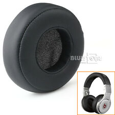 1pc Black Ear Pad Cushion Replacement for Beat By Dr Dre PRO DETOX Headphones