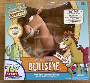 New! Toy Story Signature Collection: Woody's Horse Bullseye NEVER OPENED!