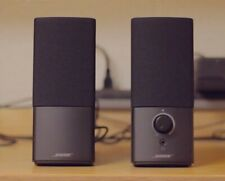 Bose Companion® 2 Series III multimedia speaker system