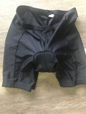 CANARI BICYCLE BIKE CYCLE CYCLING PADDED Shorts Sz Mens L Black